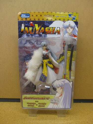 Inuyasha Sesshomaru Figure - TOYNAMI MOC - Slight ding on corner - See photos