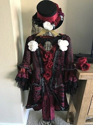 Day Of The Dead Custom Theatrical Quality Halloween Costumes (Theatrical Quality Halloween Costumes)