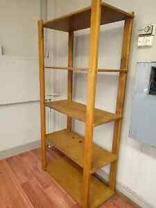 Pine book shelf/shelf Pitt Town Hawkesbury Area Preview