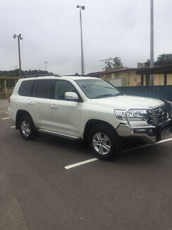 2018 Toyota LandCruiser 200 GXL V8 Diesel  Immaculate Condition Woodside Adelaide Hills Preview