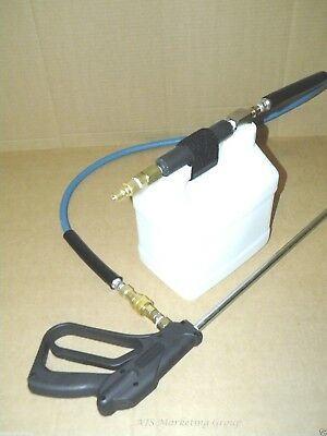 Carpet Cleaning - Inline Inline Sprayer