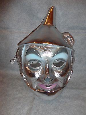 THE WIZARD OF OZ THE TIN MAN HALLOWEEN MASK PVC - Wizard Halloween Mask