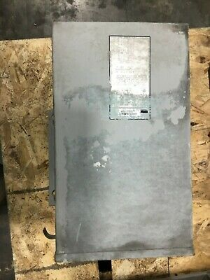 Egs Hevi-duty Hs5f10as Transformer 1 Phase 10kva 10 Kva 240480v 4135dk