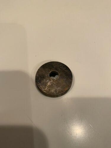 HOLTON SILVER  PLATED  SOUSAPHONE TUBA Bottom  VALVE CAP