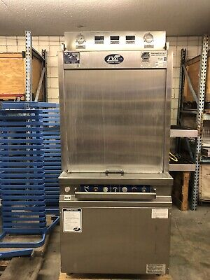 Lvo Fl-14e Commercial Panpot Dishwasher Over 13k New. 4x52x85 12