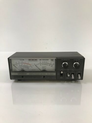 Kenwood SWR & Power Meter: Model SW-2000