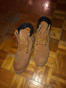 Levis work boots and timberland shoes