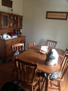 China Cabinet Dining Tables & Sets Bedford