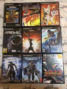 PlayStation 1, 2, 3 Games and Controllers / Ps1, Ps2 , Ps3