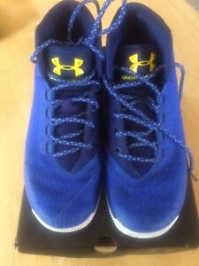 Curry 3 basketball shoes size 8