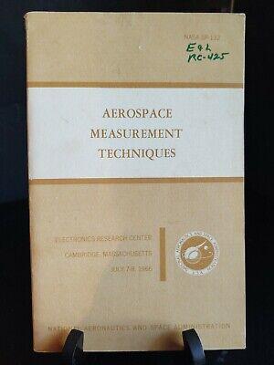 Aerospace Measurement Techniques by Gene G Mannella 1967 NASA SP-132