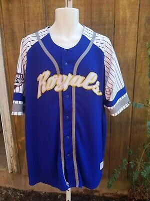 Hard To Find Style & Size Dynasty KC Royals Baseball Jersey (Find Style)