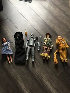 Wizard of Oz dolls batch