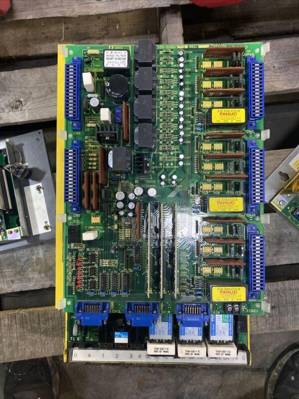FANUC #A06B-6058-H334 SERVO AMPLIFIER