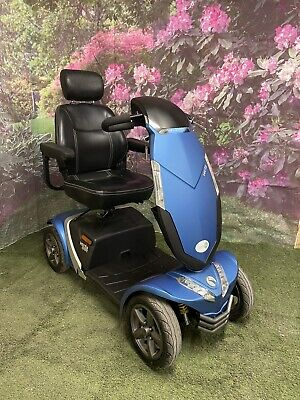 *** Large 2017 Rascal Vector Sport 8mph Mobility Scooter Chunky All Terrain ***