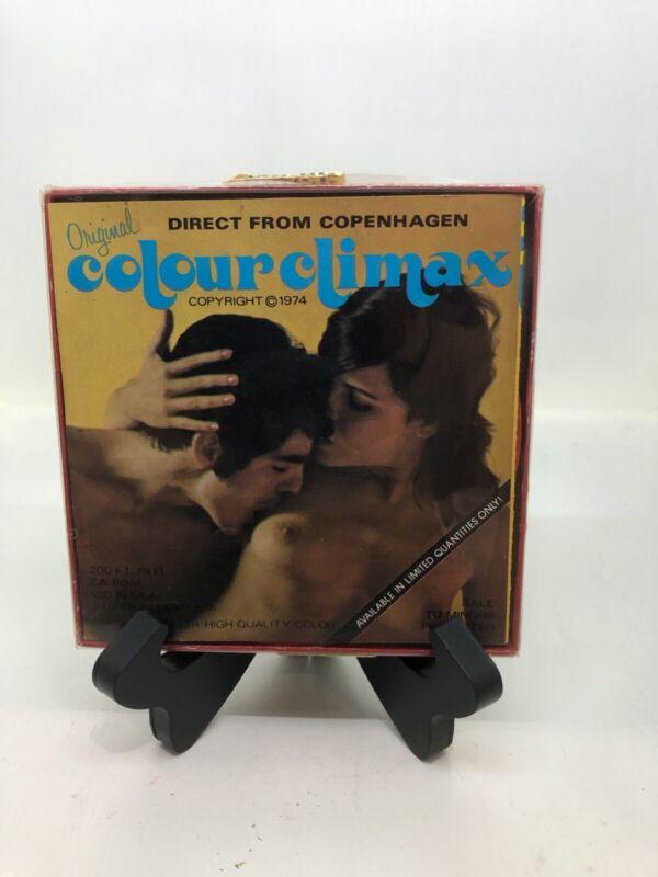 VINTAGE Various 8mm Adult Stag Film Playmates/Swedish Erotica/Etc - mid-70s