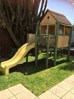 Wooden Cubby-house Eastlakes Botany Bay Area Preview