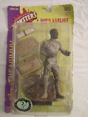 Universal Monster Studio Monster  Boris Karloff The Mummy