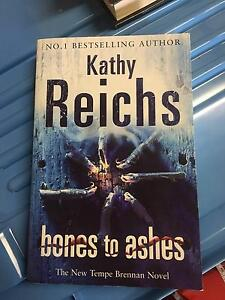 Kathy Reichs Bones to Ashes Large 24cm Chisholm Tuggeranong Preview