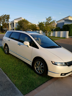 2008 Honda Odessey luxury model