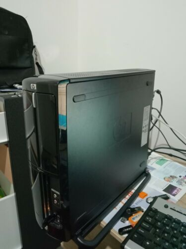 Computer Games - HP DX2710 SFF E8400 3GHz 4GB 160GB Desktop with Office 2013 and 150 Full Games