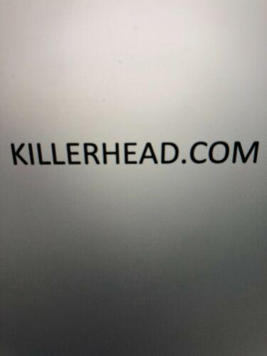 KILLERHEAD.COM DOMAIN NAME
