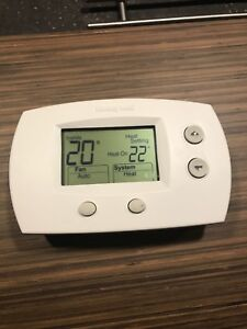 Thermostat non  programmable honeywell