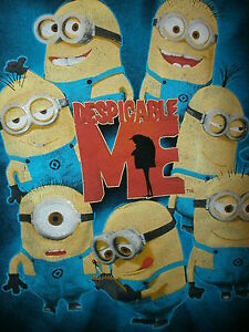 DESPICABLE-ME-MINIONS-T-SHIRT-Dave-Jerry-Phil-Kevin-Carl ...