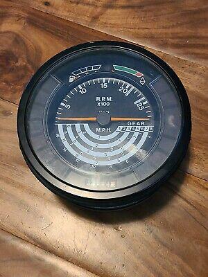 Al31826 Genuine Oem Nos John Deere Tractor Instrument Cluster Guage Tachometer