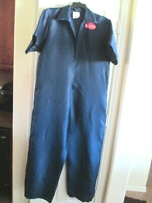 Billy Bob Paradise Acres Trailer Park Men's L to XXL Coveralls Halloween Costume ()