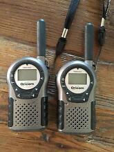 Walkie Talkies Oricom PMR3000R UHF handheld CB radios 2 way radio Inglewood Stirling Area Preview