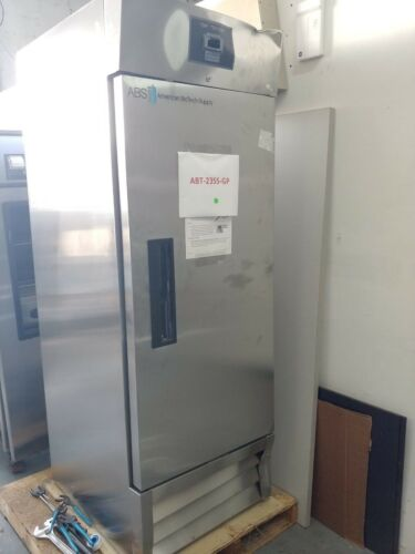 PREMIERE STAINLESS STEEL PHARMACY REFRIGERATOR ABT-23SS-GP