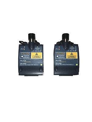Fluke Networks Dtx-gfm2 Dtx Gigabit Multimode Fiber Pair Of Gfm2 Modules
