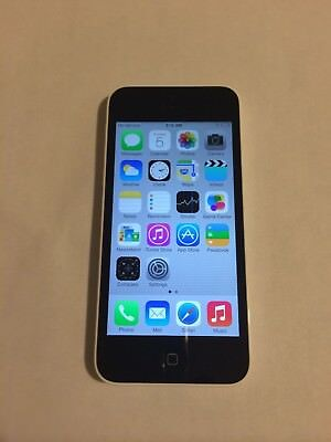 Apple iPhone 5C 8GB White (Verizon & Unlocked) Good Condition--Great Deal!!