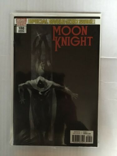 MOON KNIGHT # 188 LENTICULAR VARIANT EDITION  MARVEL COMICS