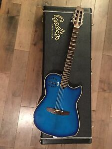 Godin Multiac Acoustic/Electric Guitar