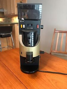 Commercial GAGGIA MD 85 Coffee Grinder