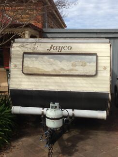 Jayco caravan