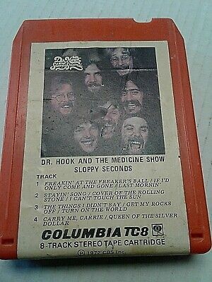 Dr Hook And The Medicine Show Sloppy Seconds 8