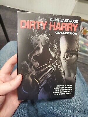 Dirty Harry 5-Movie Collection DVD Clint Eastwood