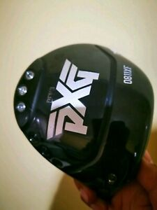 Pxg driver head and tip 0811 XF