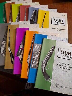 The Gun Report Full Year 1980, 25th Anniversary
