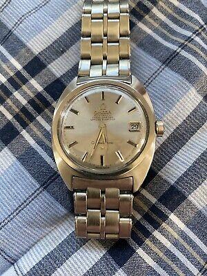 Men's vintage omega constellation watch