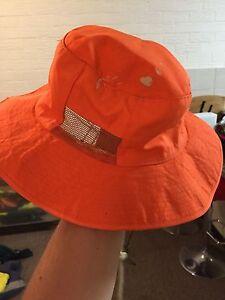 High vis wide brim hat Geraldton Geraldton City Preview