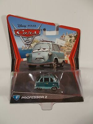 Disney Pixar Cars 2 Professor Z - NIB