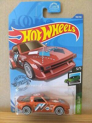 2020 Hot Wheels Super Treasure Hunt Mazda RX-7