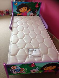 Single Bed + Matters & Quilt Cover Mount Saint Thomas Wollongong Area Preview