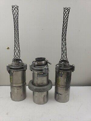 2b5 1pc - Thomas Betts Russellstoll 3328 60 Amp 250480v Male Plug