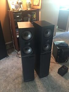 INFINITY SPEAKERS FOR YOU