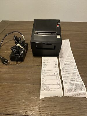 Pos-x Xr 500 Posx Xr500 Thermal Pos Point Of Sale Receipt Printer Tested